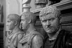 tete (BigZoic) Tags: rome roma church statue italia prayer monk musee cesar italie jule priere prete eglisse