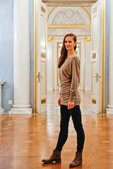 Baletttänzerin Polina Semionova