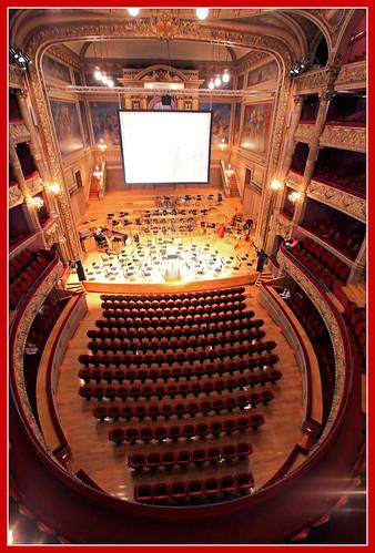 Salle Philharmonique de Liège, Belgium
