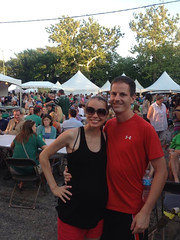 "Derek and Christie at Irish Fest • <a style=""font-size:0.8em;"" href=""http://www.flickr.com/photos/109120354@N07/11573893953/"" target=""_blank"">View on Flickr</a>"