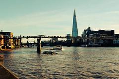 London, Thames (davidheath01) Tags: thames bridge water sea england colours colour color london bridges nikon nikond5100