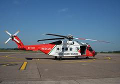 EI-ICR Sikorsky 92A CHC Ireland (corkspotter / Paul Daly) Tags: ireland irish cn coast guard chc sikorsky helibus s92a eiicr 920051