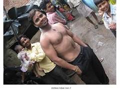 Indian men shirtless (doufu_chou) Tags: shirtless india men handsome beefcake 帅哥 男人 印度 indianmen