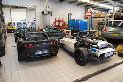 DSC_9167 (kek szakallu) Tags: france cars lotus racing savoie isère