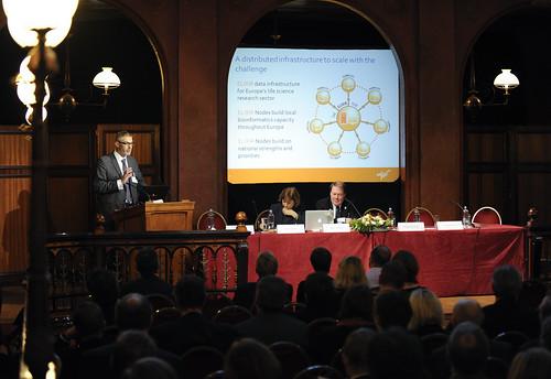 Niklas Blomberg's presentation