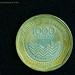 Moneda de 1000 pesos.