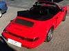 Porsche 911-964 mit Persenning von CK-Cabrio
