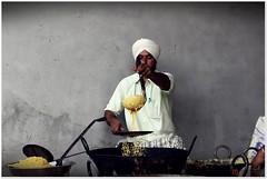 Butta (Charat Singh Mahal) Tags: india sweets ladoos ladoo ladu halwai
