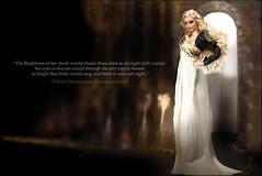 Romeo and Juliet (kingdomdoll) Tags: beauty doll kingdom nelson blond romantic bjd resin novantae kingdomdoll nelsoncalling