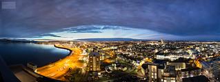 Reykjavik at Dawn