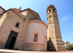 Duomo Oristano1, Sardinia. (all4u+) Tags: sardegna tower sardinia bell steeple belfry duomo oristano 2013