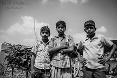 Dark shades. (PrashanthSwaminathan) Tags: bw dark nikon shades orphanage chengalpet
