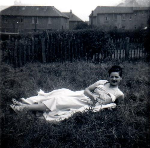 Sadie Reynolds 1950s