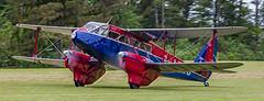 de Havilland Dragon Rapide (4myrrh1) Tags: canon airplane rebel aircraft airplanes dehavilland rapide
