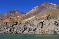 La Laguna, near Paso Agua Negra