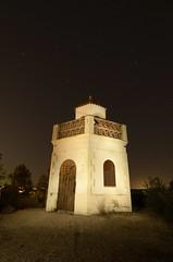 La Miranda d' Espiells (Adrià Cabo) Tags: nocturna miranda penedes espiells maglite3d