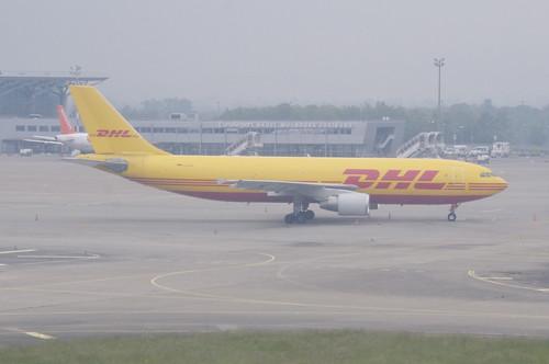 DHL Airbus A300-622R (F); D-AEAK@BSL;15.05.2014/752ad