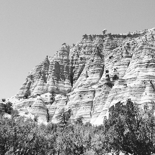 Santa Fe day 4: Tent Rocks national monument