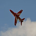 RAF Red Arrows Biggin Hill 2014 Red 7