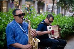 Palermo Street Sax (Photos-with-Smiles) Tags: italy palermo sicilia