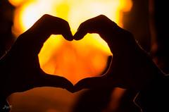 Mit dem Herzen (-BigM-) Tags: june juni fire photography fotografie 21 flame solstice feuer flamme kreis bigm gppingen adelberg sonnwende
