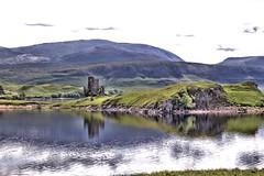 Ardvrech Castle (DfD Photography) Tags: sutherland lochinver lochassynt inchnadamph highlandsofscotland ardvrech