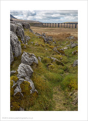 Ribblehead Viaduct (andyrousephotography) Tags: rock landscape victorian railway viaduct vista formations ribblehead