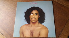 Prince. LP 1979 (RetroMark) Tags: prince 1979 record vinyl nude male naked chest hair skin