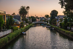 Grand Canal (axi11a) Tags: lasocal losangeles venice venicebeach canal refelction dusk