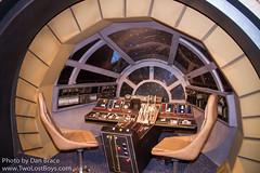 Millennium Falcon Cockpit