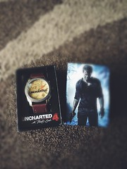 uncharted 4 watch. #daniel #ps4 #playstation #uncharted #uncharted4 #naughtydog #nathandrake #drake #retrovideogames #videogamecollection #videogameroom #videogames #mancave #collection #gaming #gameshed #sony #retro (tomrabett) Tags: daniel ps4 playstation uncharted uncharted4 naughtydog nathandrake drake retrovideogames videogamecollection videogameroom videogames mancave collection gaming gameshed sony retro