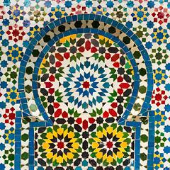 La fontaine des Oudayas (alexandrecoilier) Tags: maroc urbain flick sries lieux style lescouleursdumaroc