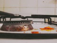 Bleeding (gustavosarapura) Tags: blood kitchen filter filtro joking newcamera