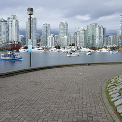 In case you forgot that Vancouver's an ocean city, just go the seawall for a refresher :-) 20161023_142048 (roland) Tags: vancouver oceancity watercity water aquabus ferry boat seawall falsecreek southfalsecreek