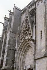 Carcassonne - La Cit - Eglise Saint-Nazaire (Fontaines de Rome) Tags: carcassonne cit eglise saintnazaire saint nazaire