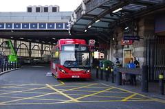 IMGP5388 (Steve Guess) Tags: waterloo station london lambeth england gb uk bus see electric byd alexander dennis