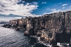 Boca do Inferno (Miguel Angel Lillo Fotografa) Tags: mar cascais portugal cielo nubes clouds sea nikon d7200 18140mm travel acantilado