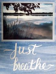LOAD13 - Just breathe (mfortunato6) Tags: load16 lake