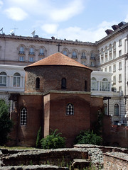 Sofia, Bulgaria - Church of St. George (johnnysenough) Tags: sofia  churchofstgeorge  bulgaria blgarija bulgarie bulgarien centraleurope capitalcity travel vacation 100citiesx1trip snv37351