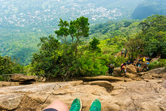 DSC_6009 (sergeysemendyaev) Tags: 2016 rio riodejaneiro brazil pedradagavea рио риодежанейро бразилия hiking adventure best пешийтуризм путешествие приключение travel nature природа пейзаж landscape scenery rock mountain гора скала высоко high лес forest jungle trees green climbing