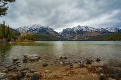 Phelps Lake (scepdoll) Tags: phelpslake grandtetonnationalpark wyoming aurancesrockefellerpreserve