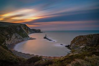 Man Of War Bay - Dorset