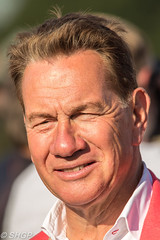 Michael Portillo - Old Warden 'Roaring 20's' Season Finale Airshow 2016 (harrison-green) Tags: old warden shuttleworth collection air show airshow 2016 edwardian pageant aircraft aviation world war 2 two ii display shgp steven harrisongreen photography canon eos 700d sigma 150500mm 18250mm de havilland comet racer plane race grosvenor house outdoor vehicle airplane sunset roaring 20s twenties finale flower plant mew gull replica sport hawker hurricane fight battle britain autogyro auto gyro