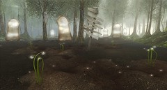 {anc} soil set (Bisou @ The Outer Garden) Tags: virtual secondlife addme lookingglass 2016 virtualworld {anc} ground avatar