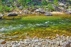 East Fork of the South Fork (jimgspokane) Tags: idahostate eastforkofthesouthforkofthesalmonriver rivers forests camping