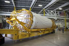 GOES-R Centaur Stage Transport (NOAASatellites) Tags: goesr noaa ula atlasv pad41 noaasatellites noaasatelliteandinformationservice nasa nesdis nextgeneration satellite weathersatellite spacesegment spacecraft roadtolaunch countdowntolaunch ksc kennedyspacecenter