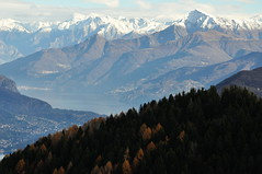 DSC_6018 (giuseppe.cat75) Tags: colmegnone como lake landscape nikon mountains snow autumn italy lombardia