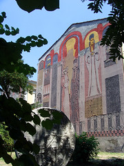 Old Plovdiv, Bulgaria (johnnysenough) Tags: 62 oldplovdiv plovdiv bulgaria bălgarija bulgarie bulgarien centraleurope пловдив 18th19thcentury balkanarchitecture historical travel vacation 100citiesx1trip snv37662