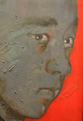 (Detail) William John Christopher Vassall by Cecil Beaton (1966) (Snapshooter46) Tags: npg nationalportraitgallery london artgallery portrait williamjohnchristophervassall russianspy artist cecilbeaton painting oiloncanvas