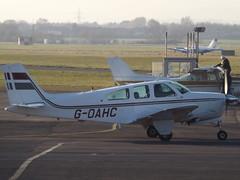 G-OAHC Beech Bonanza 36 Cirrus Aviation Ltd (Aircaft @ Gloucestershire Airport By James) Tags: gloucestershire airport goahc beech bonanza 36 cirrus aviation ltd egbj james lloyds